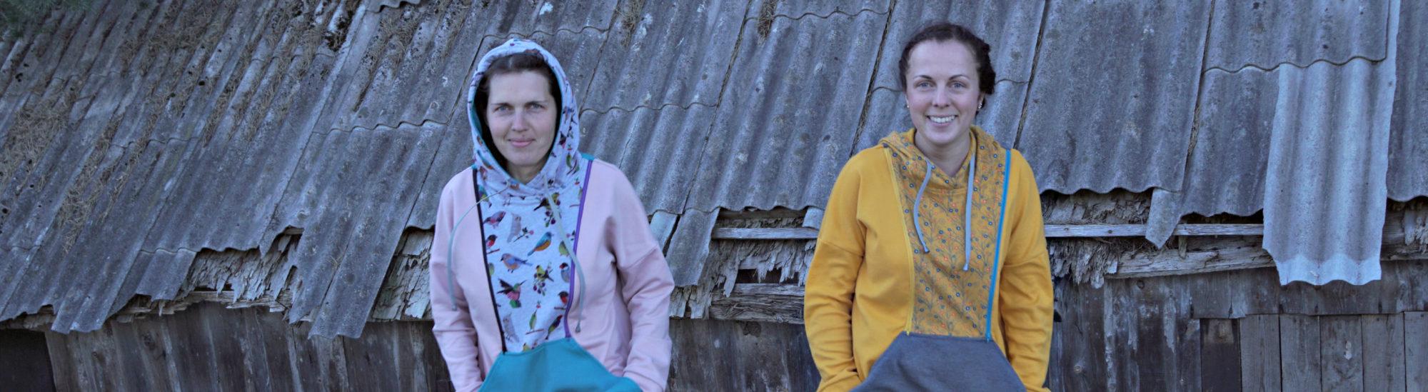 nutikad riided silmatera imetamiseks ning tekstiilkäsitöö